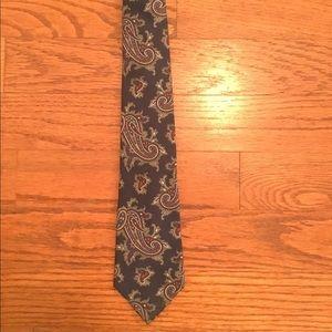 Christian Dior 100% Silk Necktie